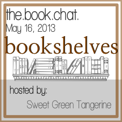 The Book Chat 05.16.13 Bookshelves