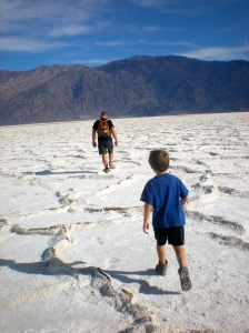 Death Valley: Bad Water Basin