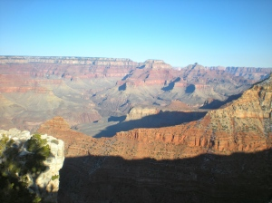 Backpacking trip #2: The Grand Canyon