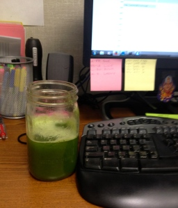 juice at work