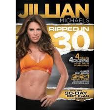 Jillian Ripped