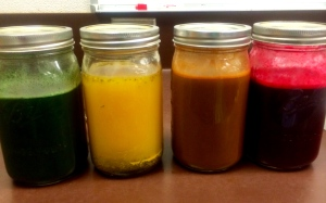 Day 7 of 7 Day Juice Cleanse