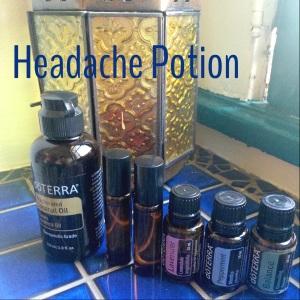 Headache & Sleeping Potions