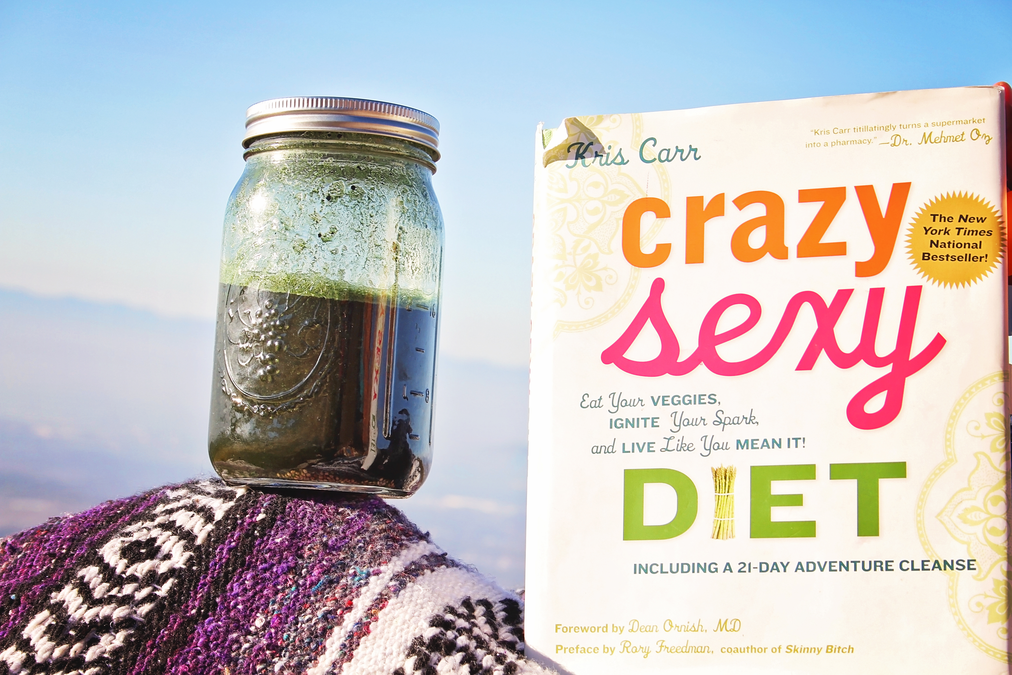 Crazy sexy diet 21 day cleanse